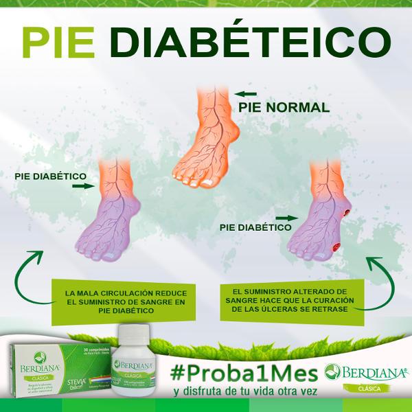 PIE DIABÉTICO Y AMPUTACIÓN - Stevia Natural S.A.